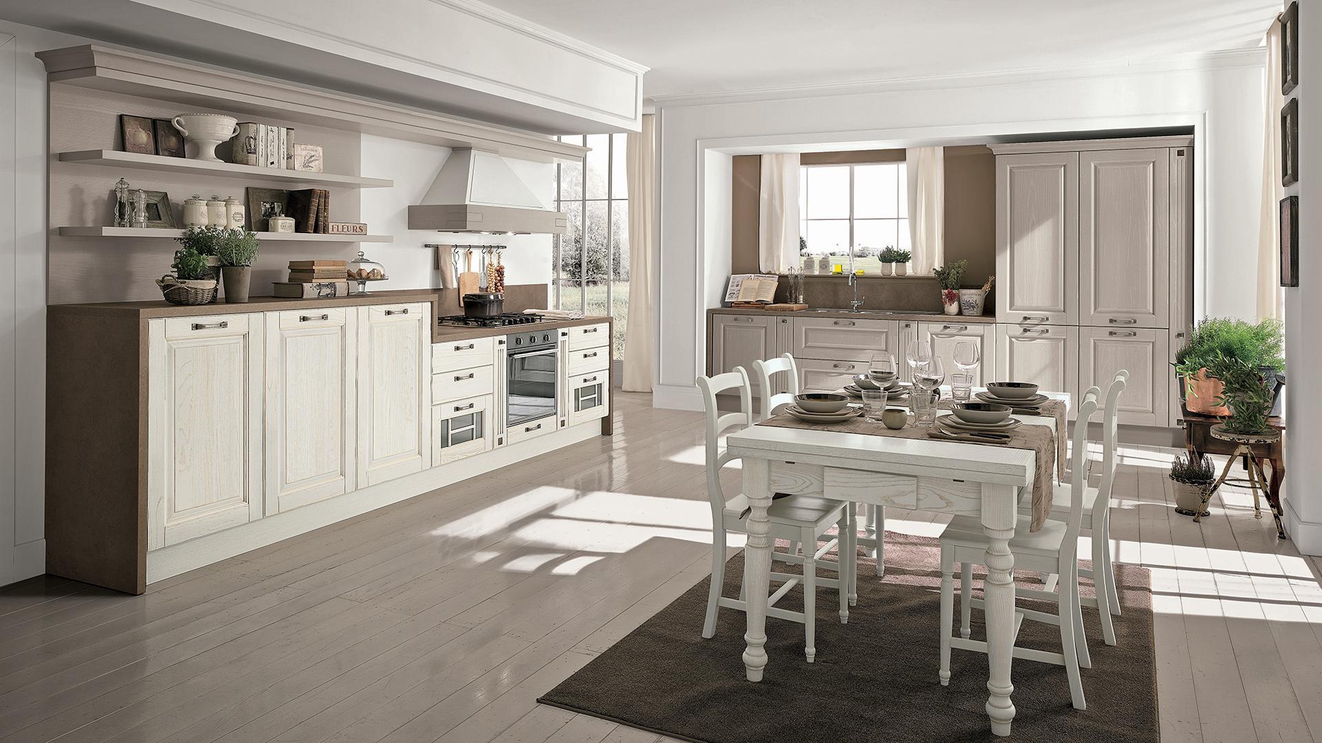 Rizzo Arreda Lube Arredamenti Paderno Dugnano | Cucine Classica Laura