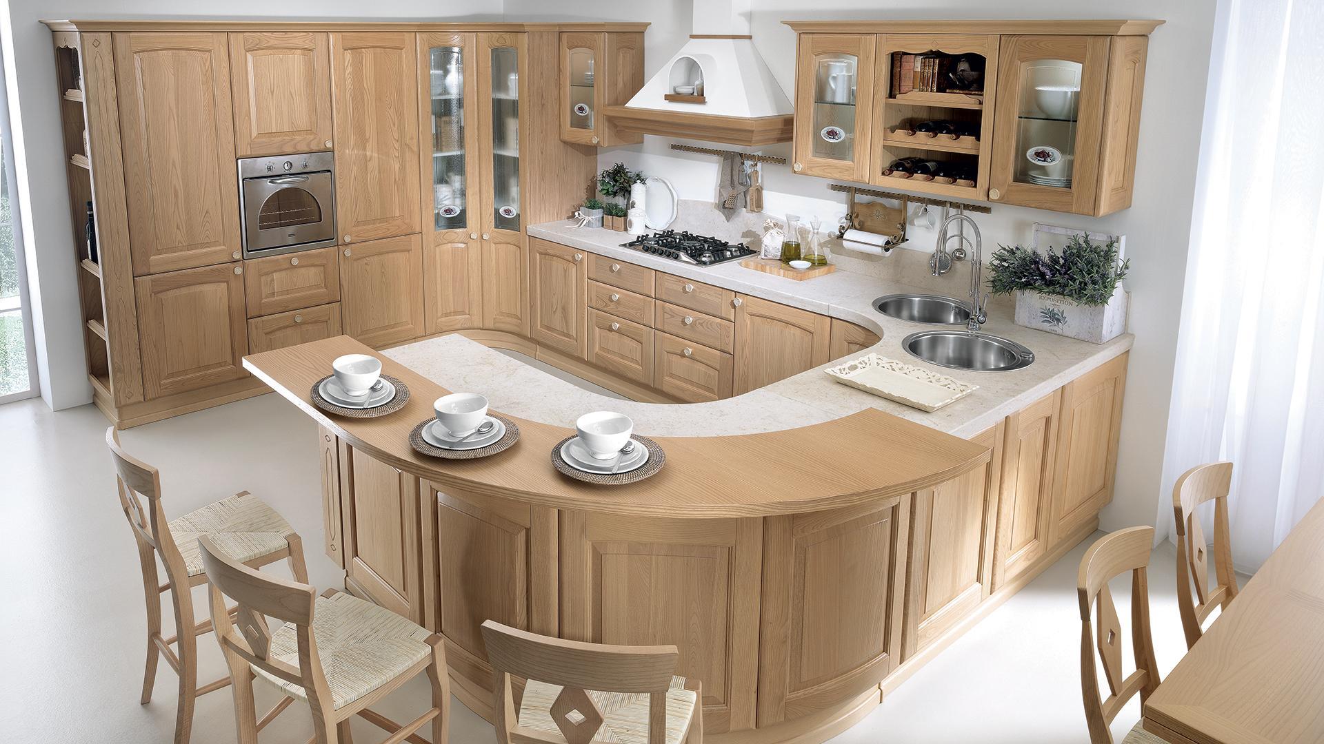 Rizzo arreda lube arredamenti paderno dugnano cucine classica veronica - Progetto bagno paderno ...