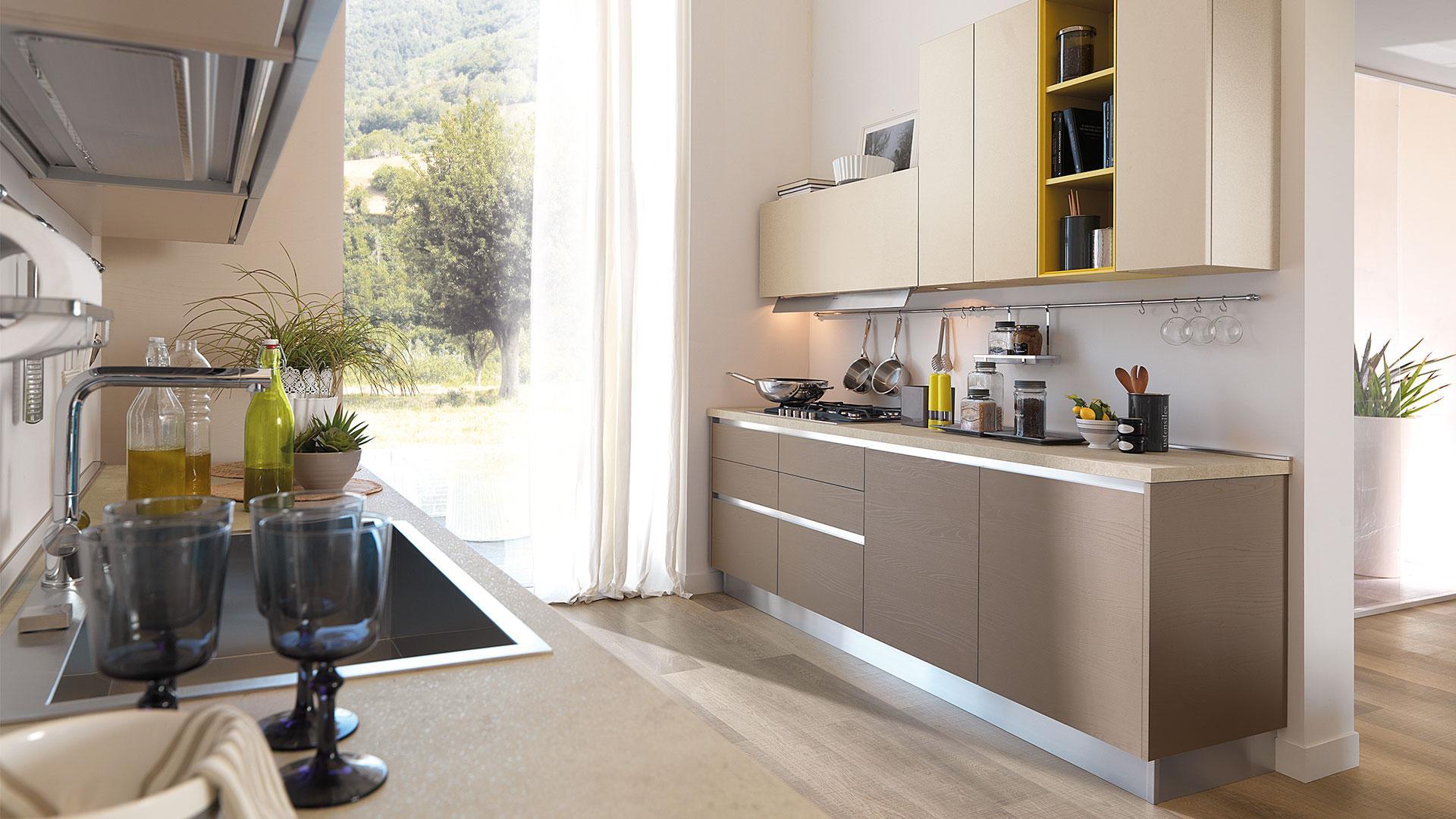 Rizzo Arreda Lube Arredamenti Paderno Dugnano | Cucine Moderna Essenza