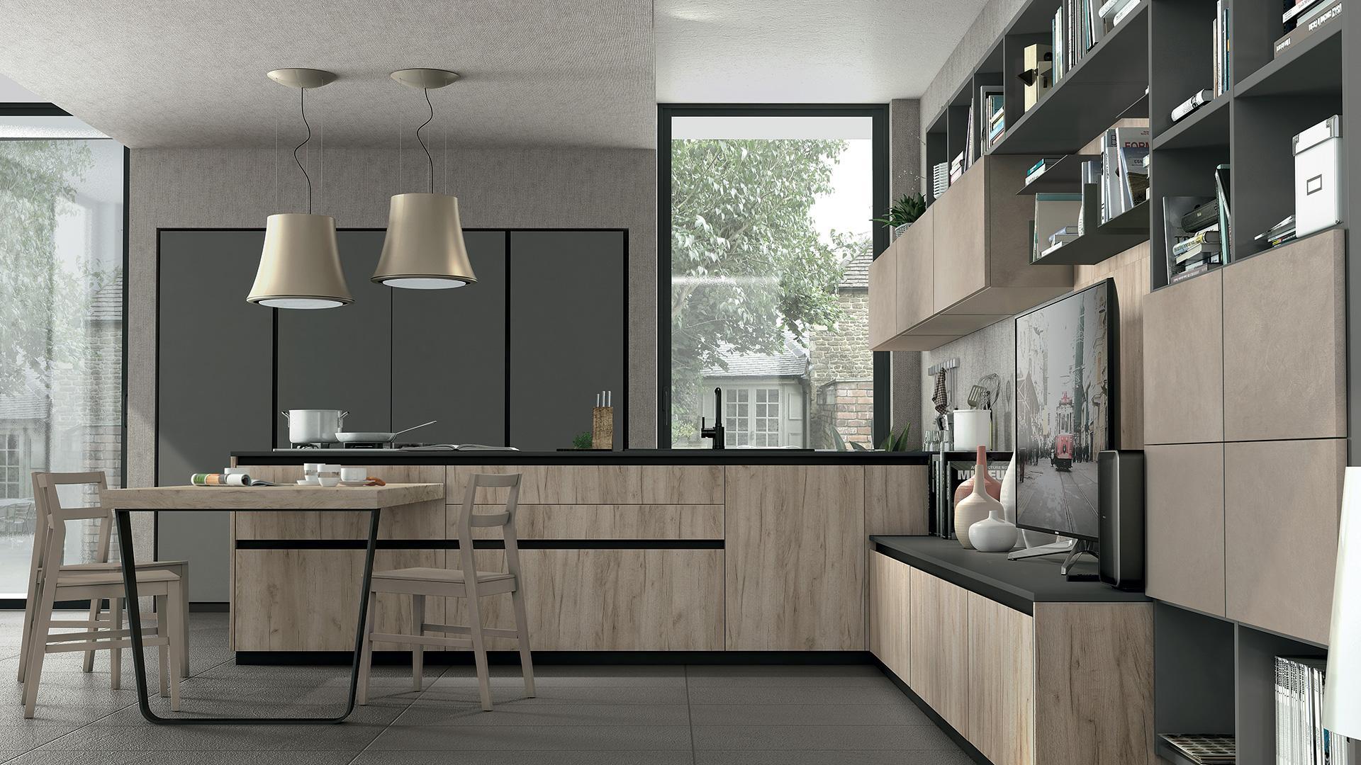 Rizzo Arreda Lube Arredamenti Paderno Dugnano   Cucine Moderna Immagina