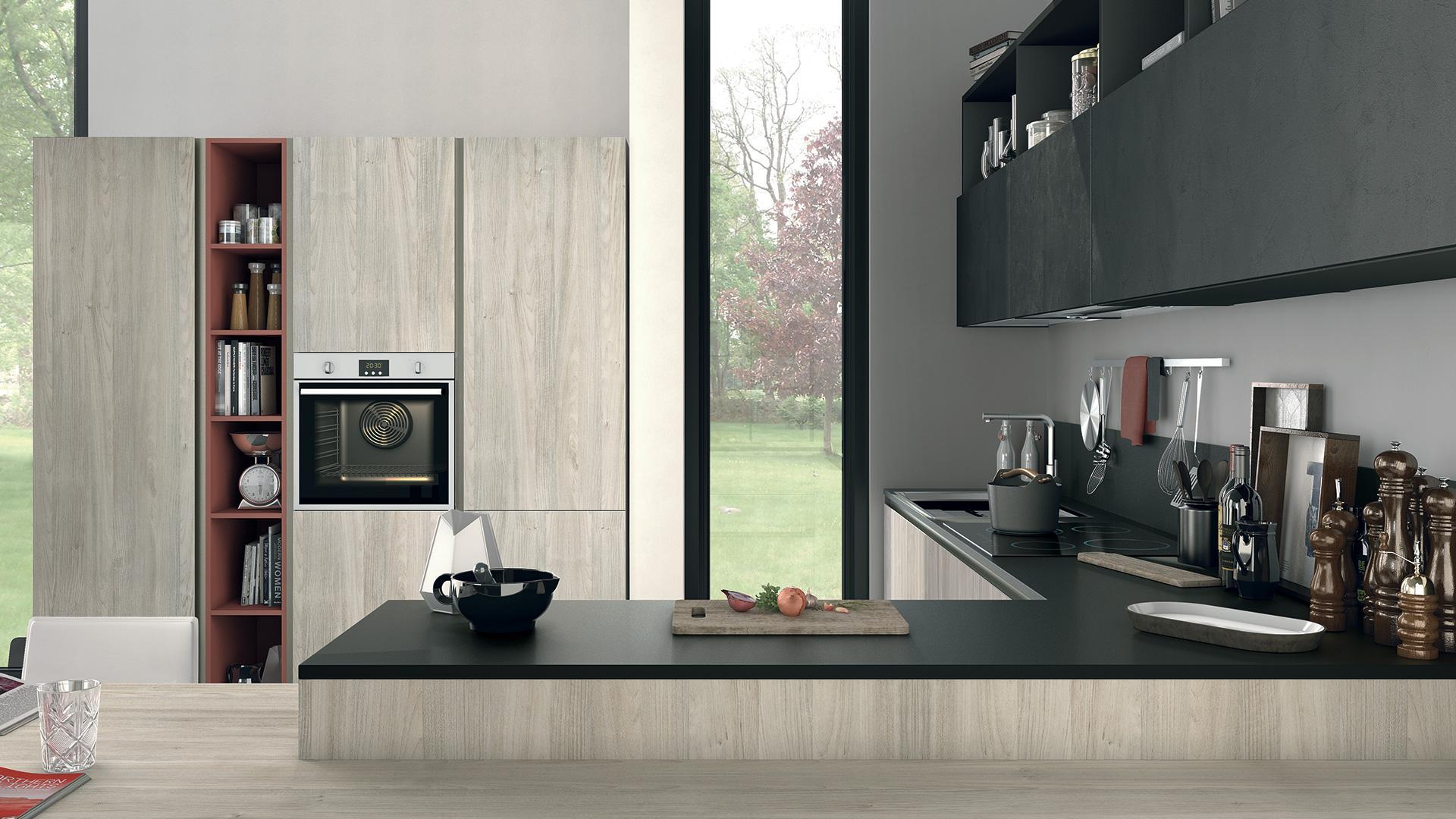 Rizzo Arreda Lube Arredamenti Paderno Dugnano | Cucine Moderna Immagina
