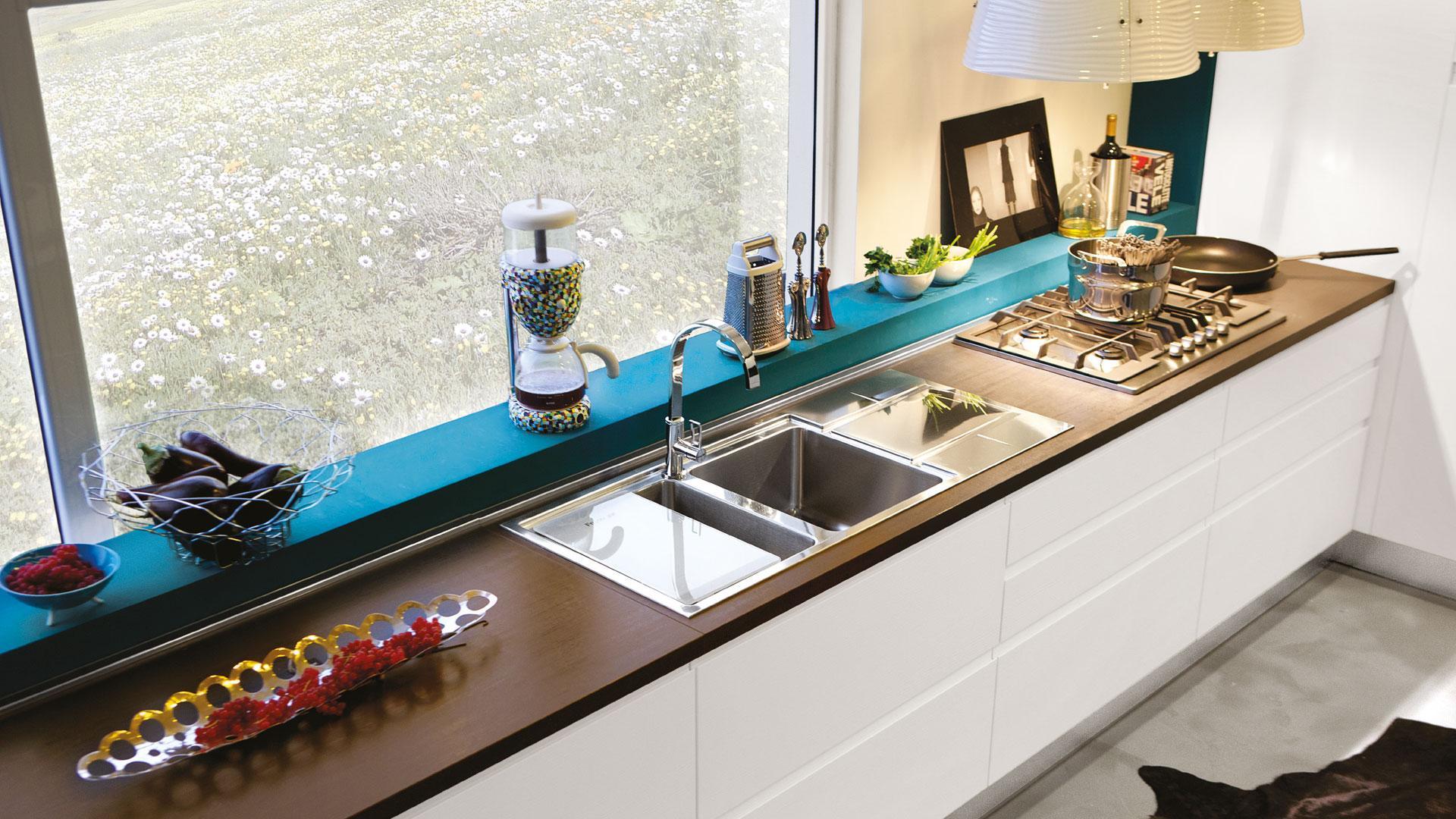 Rizzo arreda lube arredamenti paderno dugnano cucine moderna linda