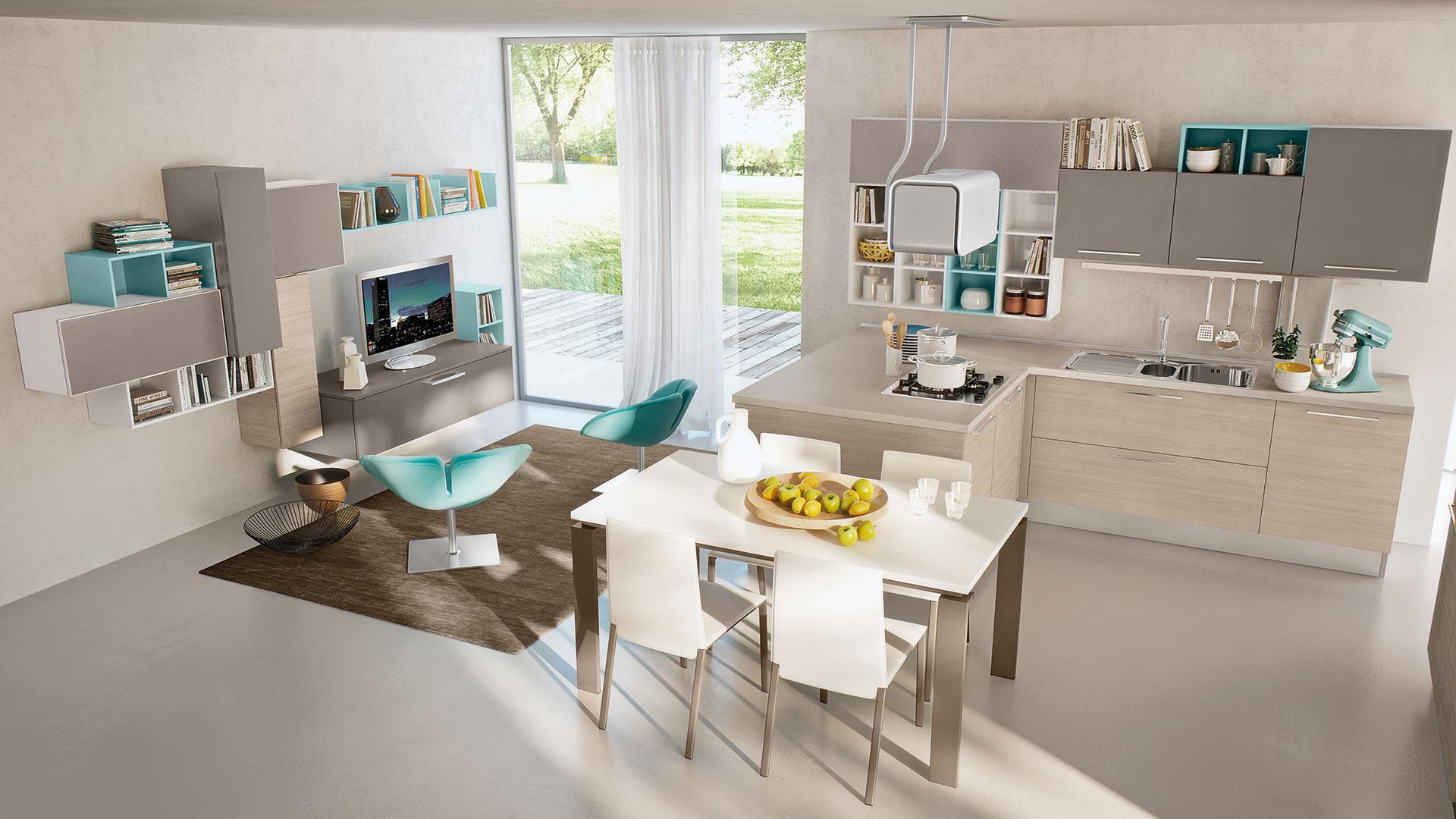 Rizzo Arreda Lube Arredamenti Paderno Dugnano | Cucine Moderna Swing